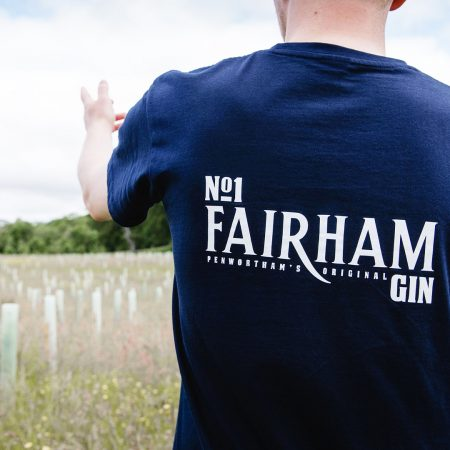 Ribble Rivers Trust and No.1 Fairham Gin new partnership to plant trees in Lancashire